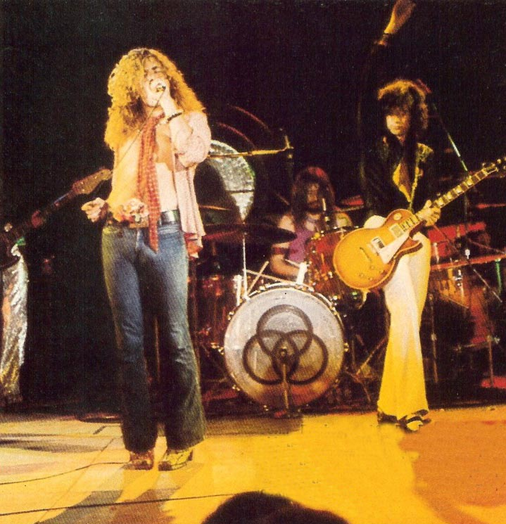 Los Angeles,CA-The Forum June 3rd,1973 - Photos - Led Zeppelin ...